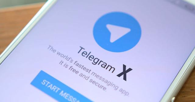 دانلود برنامه تلگرام ایکس اندروید نسخه رسمی دوم از تلگرام Telegram X