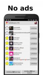 دانلود برنامه اندروید آنفالور یاب پلاس ایسنتاگرام Unfollowers Plus