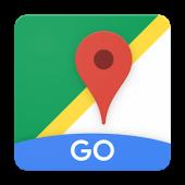 دانلود برنامه مپس گو گوگل برای اندروید Google Maps Go