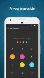 دانلود مسنجر اندروید حریم خصوصی Privacy Messenger Pro