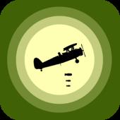 دانلود بازی اکشن هواپیمایی اندروید Shadow Bomber