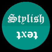 دانلود برنامه اندروید زیبا سازی و تغییر فونت متن ها Stylish Text