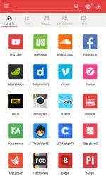 دانلود برنامه ویدیوها و فیلم های آنلاین در اندروید Vidmate android