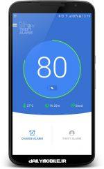 دانلود برنامه اندروید هشدار دهنده شارژ کامل شدن باتری موبایل Full Battery & Theft Alarm