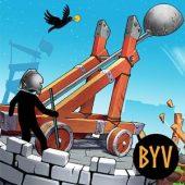 دانلود بازی جدید منجنیق برای اندروید The Catapult