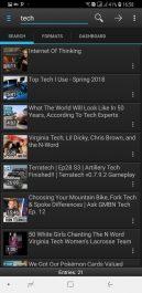 برنامه دانلود از YouTube برای اندروید Dentex YouTube Downloader