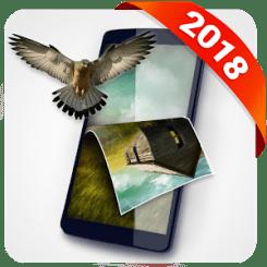 دانلود برنامه تصویر پس زمینه سه بعدی اندروید 3D Wallpaper Parallax 2018