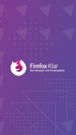 دانلود مرورگر امن و حرفه ای فایرفاکس کلار اندروید Firefox Klar: The privacy browser