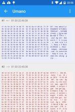 دانلود برنامه نمایش داده های اینترنتی برای اندروید Packet Capture