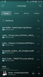 دانلود موزیک پلیر رسمی هواوی برای اندروید Huawei Music