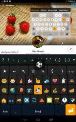 دانلود بهترین کیبورد اندروید با لینک مستقیم Multiling O Keyboard + emoji