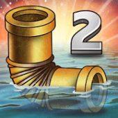 دانلود نسخه جدید بازی لوله کش 2 برای اندروید Plumber 2
