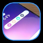 دانلود آیکون بار شناور ال جی و 30 برای اندروید Floating Bar LG V30 [Premium]