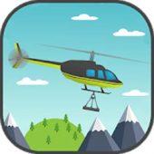 دانلود بازی زیبای هلیکوپتر برو برای اندروید Go Helicopter (Helicopters)