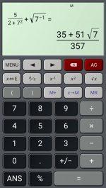 دانلود ماشین حساب فوق پشرفته و حرفه ای اندروید HiPER Calc Pro