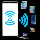 دانلود برنامه اشتراک گذاری اینترنت گوشی با دیگر برای اندروید NetShare pro