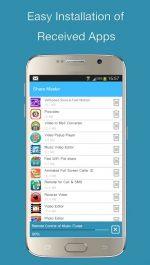 دانلود برنامه ارسال فایل های APK برای اندروید Share Master Apps Transfer APK