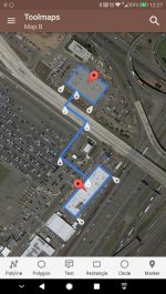 دانلود برنامه ابزارهای گوگل مپ برای اندروید Tools for Google Maps Patched