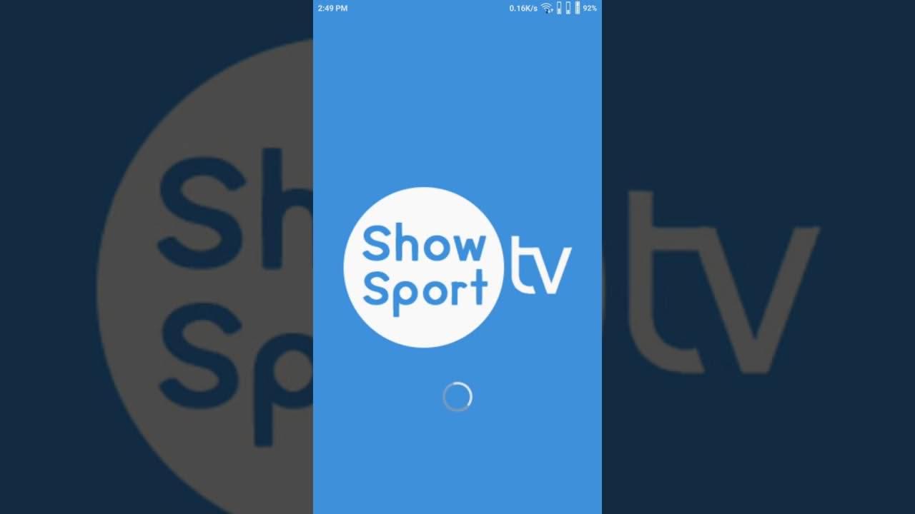 دانلود برنامه پخش زنده شبکه های ورزشی و جام جهانی 2018 اندروید Show Sport