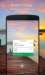 دانلود برنامه پاسخ سریع به پیام ها در اندروید DirectChat Pro (ChatHeads)