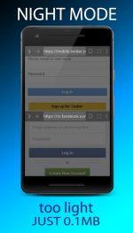 دانلود مرورگر دوگانه برای گوشی های اندروید Dual Browser pro