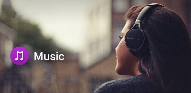 دانلود نسخه مود شده موزیک پلیر رسمی سونی اندروید XPERIA Music (Walkman)