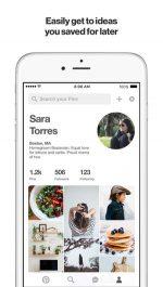 دانلود نرم افزار شبکه اجتماعی پینترست Pinterest iOS برای آیفون و آیپد