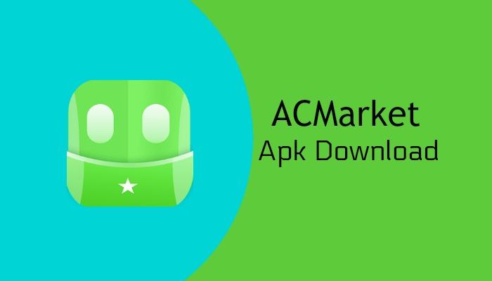 دانلود مارکت اندروید ACMarket برنامه ها و بازی های مود شده اندروید