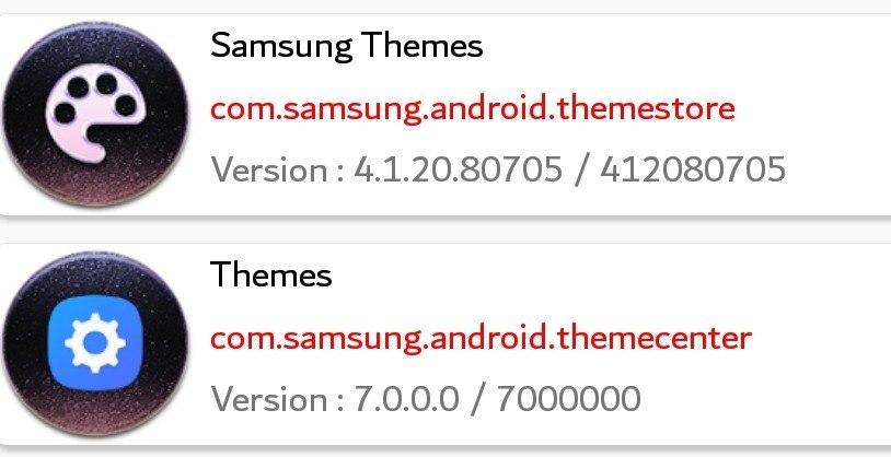 دانلود رایگان تم های پولی سامسونگ از Samsung Theme