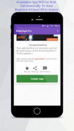دانلود اپلیکیشن ساخت برنامه اندروید از وب سایت ها Best App Builder