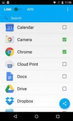 دانلود برنامه MyAppSharer ارسال برنامه های نصب شده در اندروید