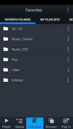 دانلود mconnect player برنامه پخش فایل های صوتی در اندروید