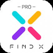 دانلود لانچر Oppo FindX برای اندروید Find X Launcher Pro: Phone XS Max Style