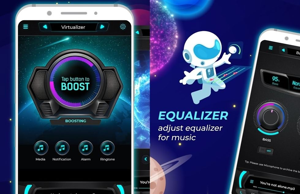 Volume Up - Free Music Player, Sound Booster
