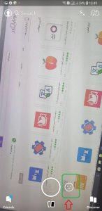 آموزش دانلود و استفاده از استیکر های اسنپ چت