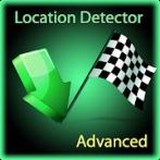 برنامه نمایش موقعیت مکانی برای اندروید Advanced Location Detector (GPS) Paid