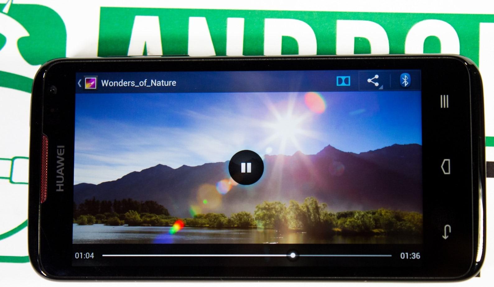 دانلود ویدیو پلیر رسمی هواوی برای اندروید Huawei Video android