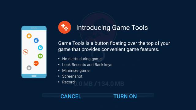 دانلود برنامه سامسونگ گیم تولز برای اندروید Samsung Game Tools