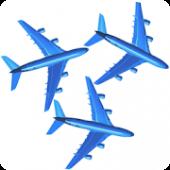دانلود برنامه اندروید مشاهده هواپیماهای درحال پرواز Air Traffic Ad-Free