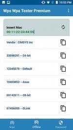 دنلود برنامه اندروید Wps Wpa Tester Premium تست نفود به مودم از طریق WPS