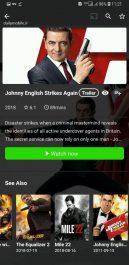 دانلود نرم افزار اندورید دانلود و تماشای آنلاین فیلم BeeTV Ad Free