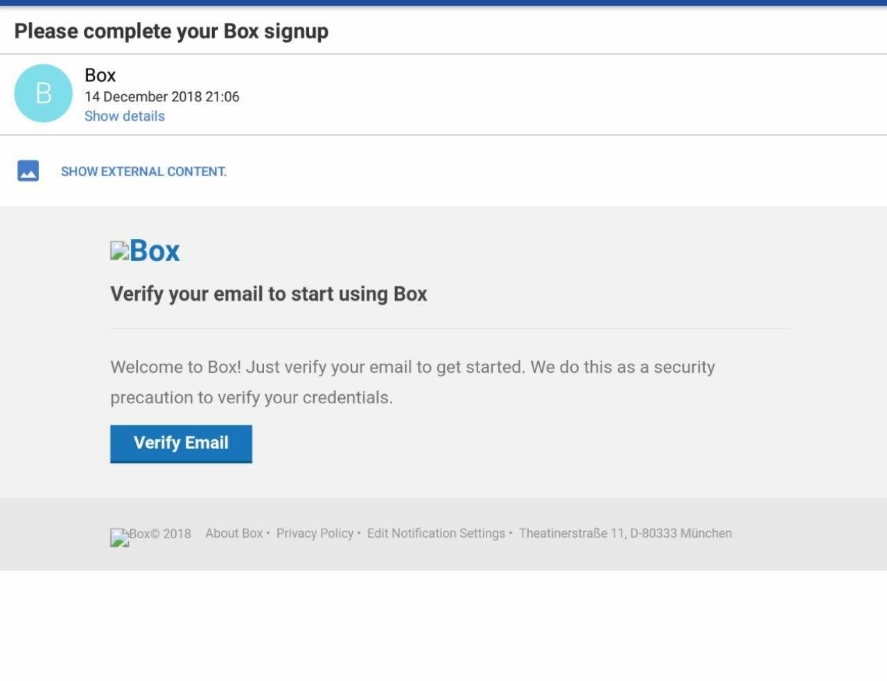 100 گیگ فضای ابری رایگان با اشتراگ پرومیوم باکس Box Premium Account