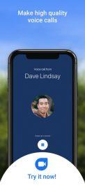 برنامه تماس صوتی تصویری رایگان برای آیفون Google Duo iOS APP