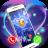 دانلود تم صفحه تماس اندروید Phone Color Call Screen: Color Flashlight Theme