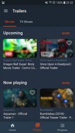 دانلود برنامه اندروید Moviebase مرجع کامل اطلاعات فیلم و سریال های جهان