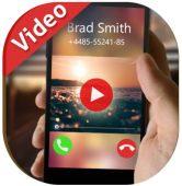 برنامه قرار دادن ویدیو بر روی زنگ موبایل اندروید Full Screen Video Caller ID