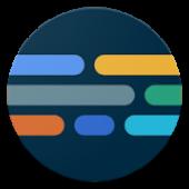 دانلود لانچر اندروید ساده و بسیار زیبای آیو AIO Launcher android