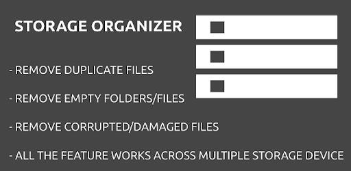 دانلود برنامه آنالیز و بررسی حافظه اندروید Storage Organizer Paid
