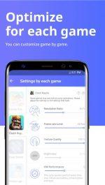 دانلود برنامه بهینه اجرای بازی های برای سامسونگ Game Tuner