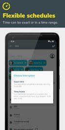 برنامه اندروید ارسال پیامک در زمان مشخص Do It Later - Text Message Automation